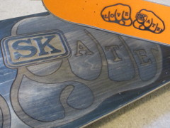 love-hate deck and grip tape design thumb